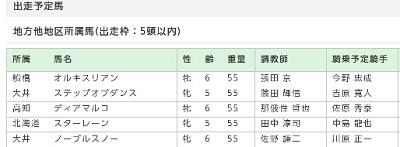 兵庫サマークイーン賞